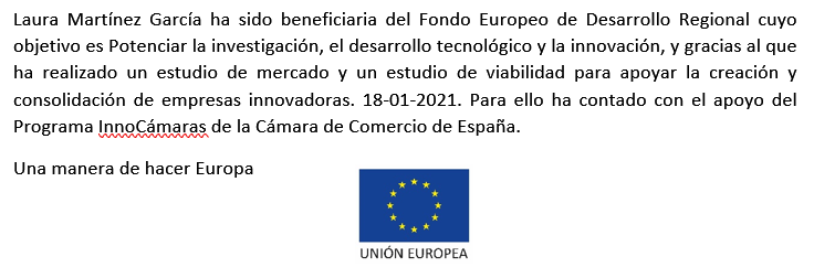 Camara de Comercio de España InnoCámaras